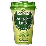 Alnatura Bio Kaffeedrink Matcha Latte, 8er Pack (8 x 230 ml)