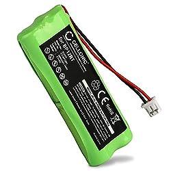 CELLONIC® Qualitäts Akku kompatibel mit Dogtra 1900NCP 1902NCP 1802NCP 175NCP 1600NCP 1500NCP, 200NCP 280NCP 282NCP, Dogtra YS-500 (300mAh) BP12RT,GPRHC043M016 Ersatzakku Batterie
