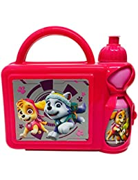 Paw Patrol F102307 Hard Case Lunch Box with Bottle