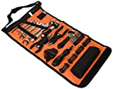BLACK+DECKER A7144-XJ Set Accessori per Auto, 71 Pezzi, 40.5 x 29.5 x 28.5 cm