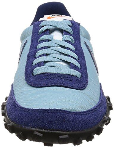 Nike - Basket Waffle Racer 17 876255 - 400 Bleu Bleu