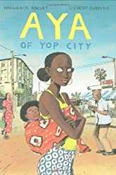 Aya of Yop City by Marguerite Abouet (2008-09-16)