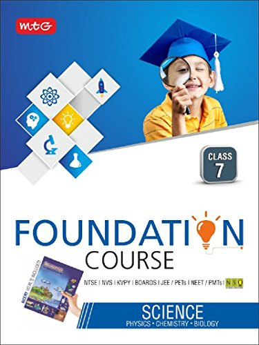 Science Foundation Course For JEE/NEET/NSO/Olympiad - Class 7