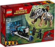 LEGO MARVEL SUPER HEROES Black Panther Rhino Face-Off by the Mine 76099