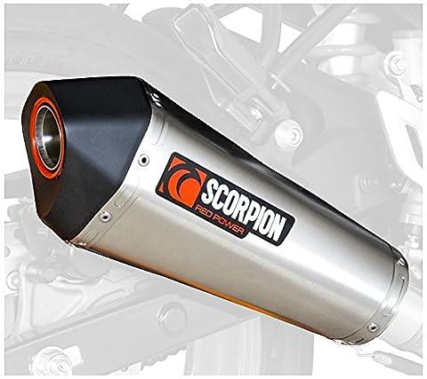 Honda CBR 125 R Serket Taper Full System Stainless Steel Sleeve