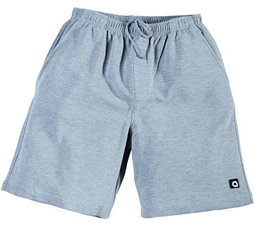 Allsize Aero Sport-Pantaloncini Poggiapiedi resistente grigio XXX-Large