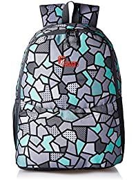 F Gear Saviour ZG 3D 26 Ltrs Blue Casual Backpack (2418)