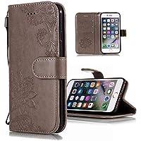 Shinyzone Brieftasche Hülle für iPhone 6S,iPhone 6 Hülle Prägung Henna Mandala Muster Serie,[Standfunktion und... preisvergleich bei billige-tabletten.eu