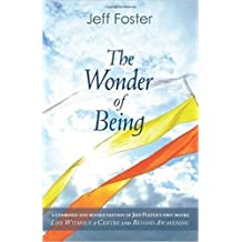 The Wonder of Being: Awakening to an Intimacy Beyond Words by Jeff Foster (2010-04-30)