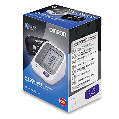 Recensione e opinioni su OMRON Healthcare M6 Comfort..