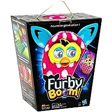 Furby Boom - Mascota electrónica (Hasbro 585169) (versión en francés)