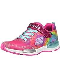 Skechers Girls Jumptech Dreamy Daze Sporty Athletic Trainers Shoes