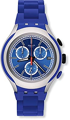 Watch Swatch Irony XLITE Chrono YYS4017AG BLUE de Swatch