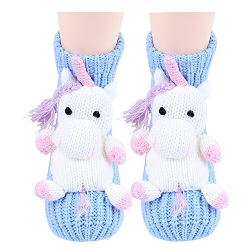 Damen Socken One size Gr. One size, Einhorn