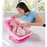 Deluxe Baby Bather With Removable Head Support Cushion Infant Bath Aid  TodlerBathing Tubs   Seats for Kids  Buy Bathing Tubs   Seats Online at  . Mee Mee Baby Bather Online India. Home Design Ideas