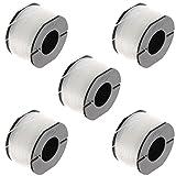 First4Spares 50M desbrozadora y bobinas para Black and Decker GL serie jardín cortabordes (3x 10m bobinas)