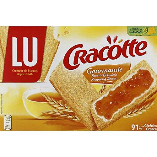 lu Cracotte gourmande biscuitée - ( Prix Unitaire ) - Envoi Rapide Et Soignée