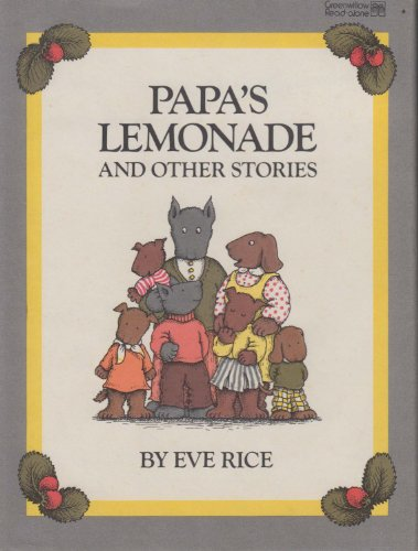 Title: Papas Lemonade and Other Stories