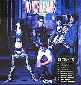 No More Games/Remix [Vinyl LP]