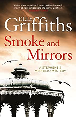 Smoke and mirrors stephens and mephisto mystery 2 stephens print fandeluxe Choice Image
