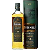Bushmills10Jahre Single Malt Irish Whiskey (1 x 0.7 l)