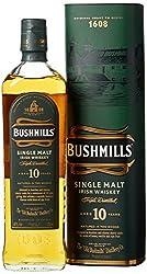 Bushmills Single Malt Irish Whiskey10Jahre (1 x 0.7 l)