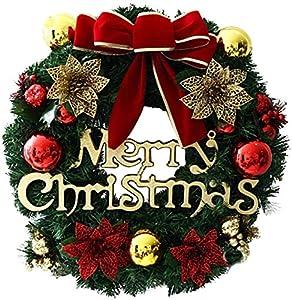 CHEPL Corona de Navidad Coronas