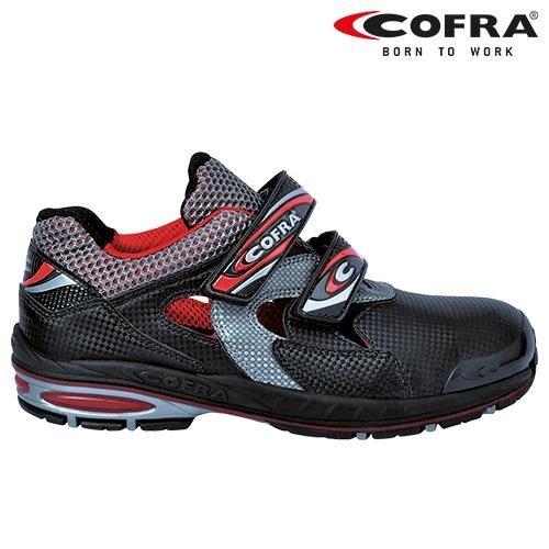 Cofra 19080-000.w47surplace S1P SRC calzature di sicurezza Taglia 47nero