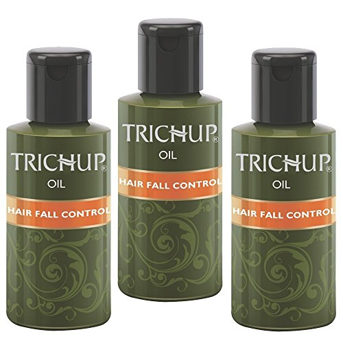 Trichup Cheveux Automne contrôle Herbal Hair Oil, 100 ml