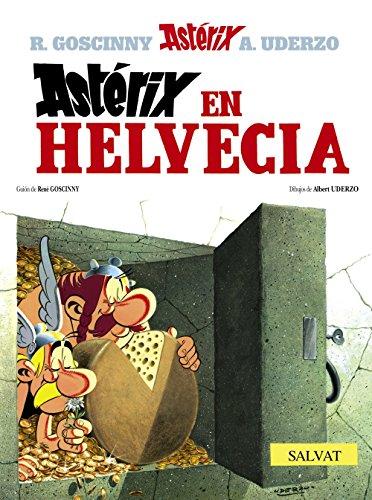 Astérix en Helvecia (Castellano - A Partir De 10 Años - Astérix - La Colección Clásica) por Albert Uderzo