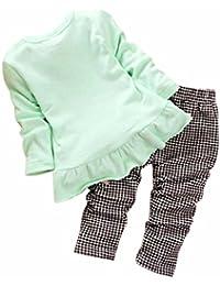 Amazon.es: Camisetas, tops y blusas - Niña: Ropa: Camisetas de manga corta, Camisetas de manga larga y mucho más
