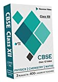 #4: CBSE Class 12 - Combo Pack - Physics, Chemistry and Maths Full Syllabus Classroom Video (DVD)