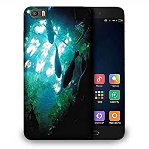 Snoogg aquarium fishes Designer Protective Back Case Cover For Samsung Galaxy J1
