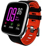 Willful Montre Connectée Bracelet Connecté Podometre Cardio Homme Femme Enfant Smart Watch Android iOS Smartwatch Etanche IP68 Sport Running Sommeil SMS Appel pour iPhone Xiaomi Samsung Sony Huawei...