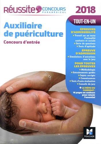 Réussite Concours Auxiliaire de puériculture - Concours d'entrée 2018 Nº16 par Denise Laurent