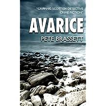AVARICE: Gripping Scottish detective crime fiction (English Edition)