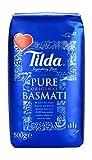 Tilda Riso Basmati - 2 pezzi da 500 g [1 kg]