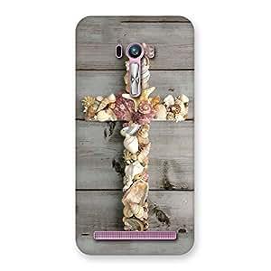 Gorgeous Devine Sea Cross Back Case Cover for Zenfone Selfie