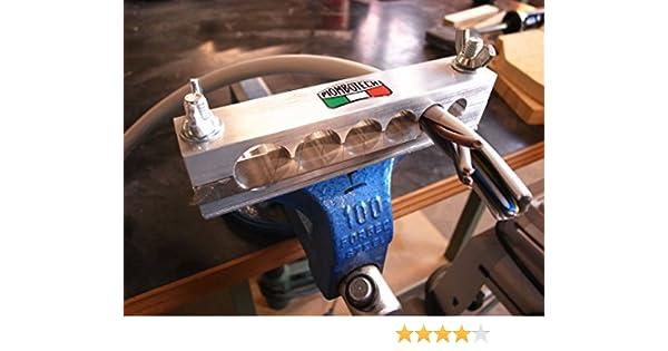 Machine /à d/énuder isol/ée JUMBO d/écapage manuel pour la r/écup/ération du cuivre Piombotech Italy