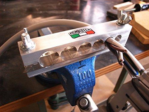 Piombotech,Manuelle Kabelschälmaschine Jumbo Maxi, Kabelabisoliermaschine,Kupfer wiederzuverwerten.