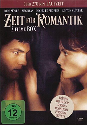 3er Box ZEIT FÜR ROMANTIK - Tränen des Glücks + Serious Moonlight + Personal Effects DVD