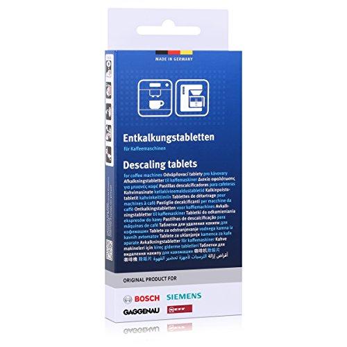 Siemens 311819 00311819 ORIGINAL 3x Entkalker Tab Entkalkungstabletten Entkalkertabletten Reinigung...