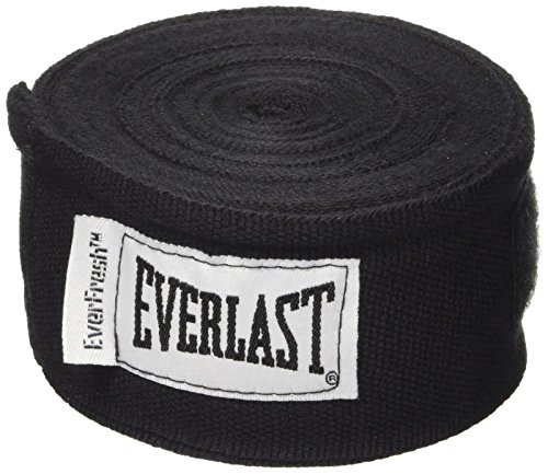 Everlast 4456BK - Venda rígida, color negro