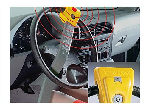 Lenkradsicherung Mit LED - Diebstahl-Schutz Kamei 03617005