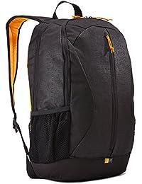"Case Logic IBIR115K Poliéster Negro mochila - Mochila para portátiles y netbooks (Poliéster, Negro, 25,6 cm (10.1""), 39,6 cm (15.6""), Back pocket,Front pocket,Side pocket, 320 mm)"