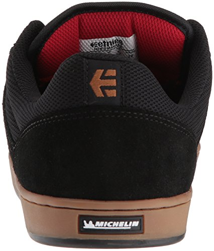 Etnies Marana Dark Grey/Black BLACK/RED/GUM
