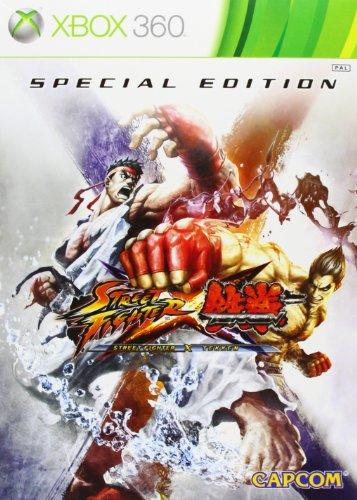 Street Fighter X Tekken -Edicion Coleccionista- [Spanisch Import] (Street Für X Fighter Tekken 360 Xbox)