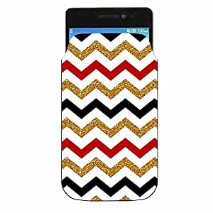 Samsung Galaxy J5 Prime Printed Designer Pu Leather Pouch by Youberry