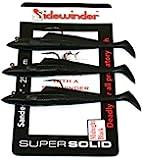 "Sidewinder Super Solid 6"" Sandeel"