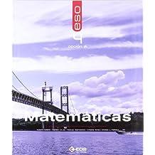Matemáticas 4º E.S.O. - Opción A/2008